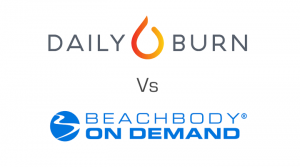 Compare Daily Burn vs Beachbody on Demand